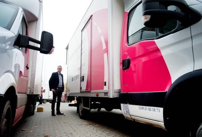 25 års jubilæum 2015 dennis just logistik centralen