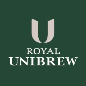 royal unibrew logistik centralen